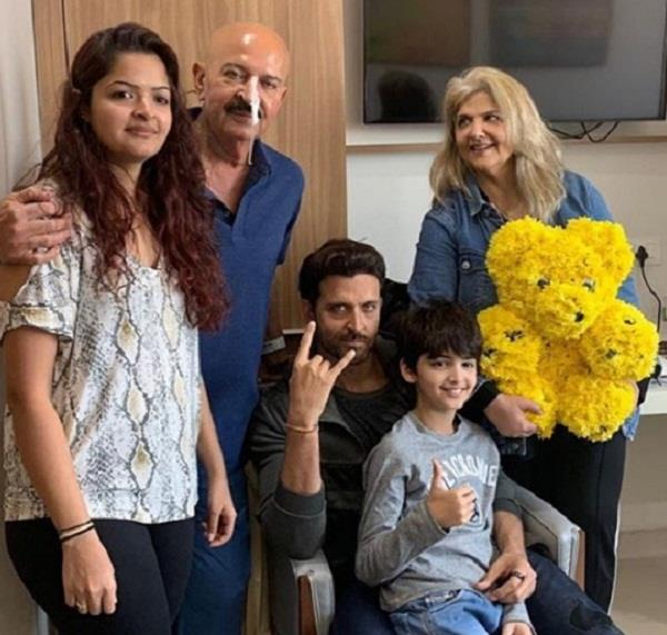 rakesh roshan first picture after surgery