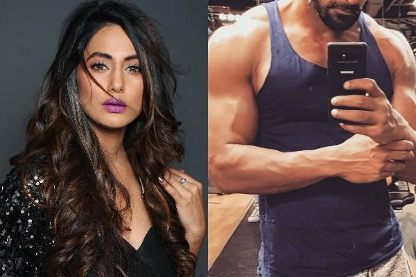 hina khan will be doing a short film with vivan bhathena