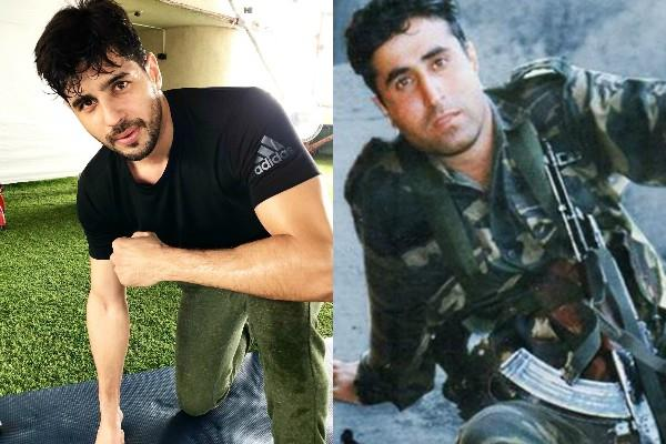 sidharth malhotra will be seen in kargil hero vikram batra biopic