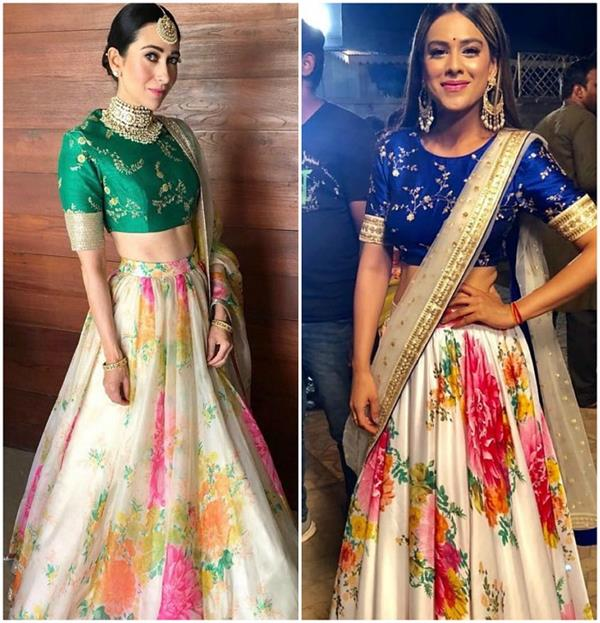 actress who wear fashion designer duplicate clothes