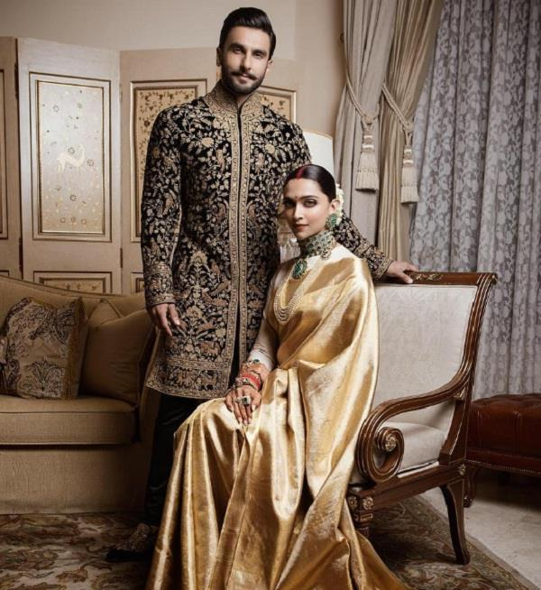 ranveer singh share wife deepika padukone cute video