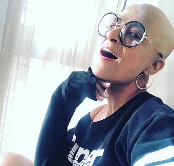 tahira kashyap bald look