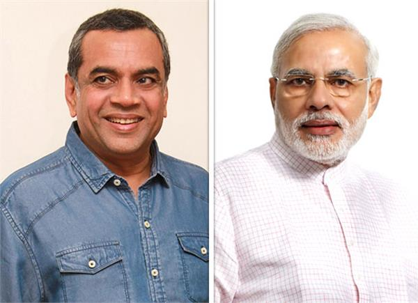 paresh rawal on modi biopic