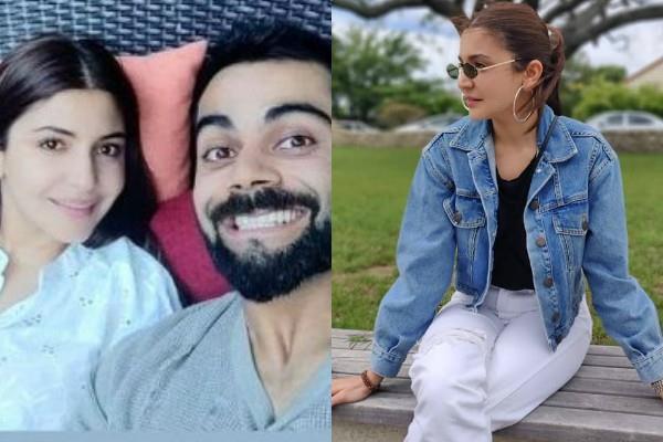 anushka share picture with husband virat kohli