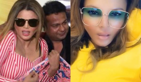rakhi sawant share shocking video on instagram