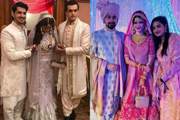 mohsin khan sister zeba ties the knot with taha