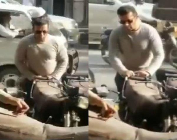 salman khan duplicate in karachi