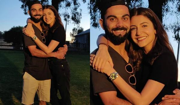 anushka share pictures with virat