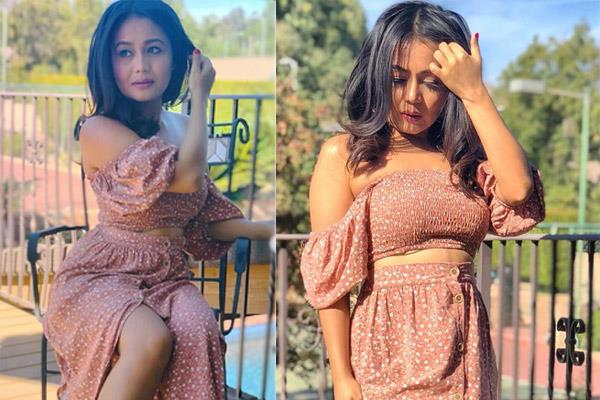 neha kakkar latest pictures