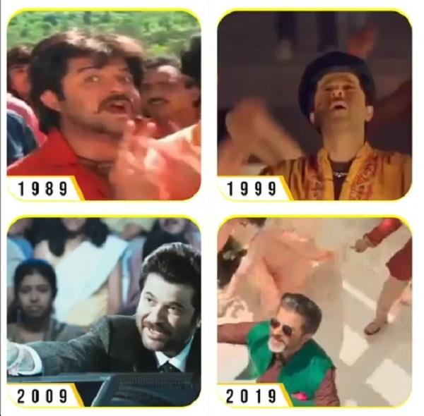 anil kapoor complete 40 years in bollywood industry