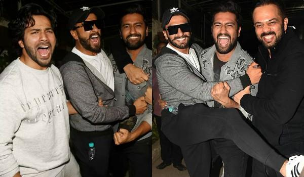 uri the surgical strike vicky kaushal hosted a special screening