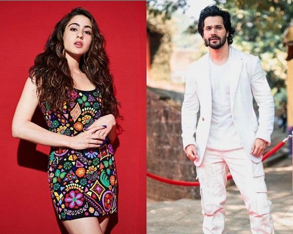 sara ali khan in movie abcd 3
