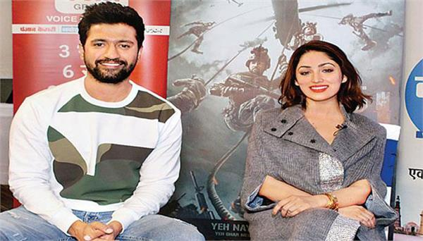 interview with the starcast of uri the surgical strike vicky kaushal