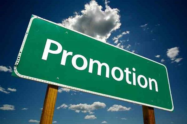 promotion of government employees