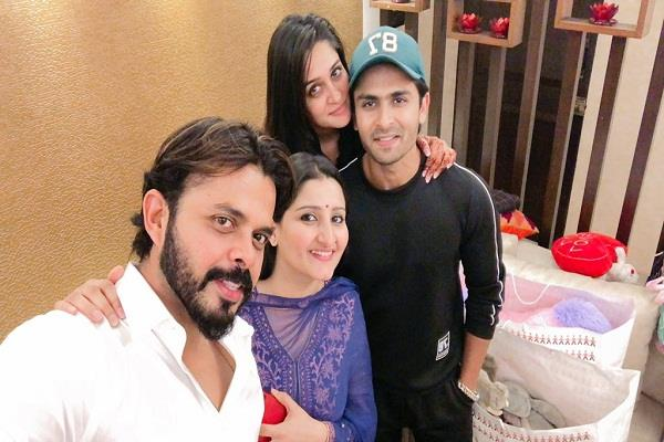 dipika kakar shoaib ibrahim warmly welcome sreesanth and his wife bhuvaneswari