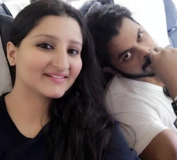 sreesanth wife bhuvneshwari instagram account hack