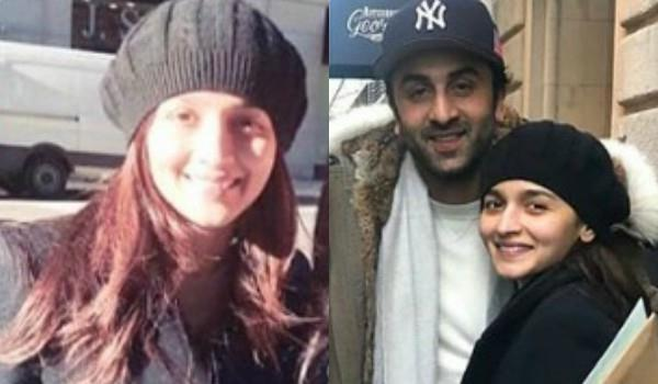 alia spend time with ranbir
