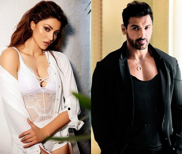 urvashi rautela in john abraham upcoming film