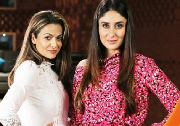 amrita reveals secret about kareena second pregnancy