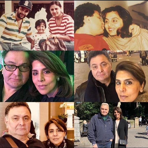 riddhima kapoor share post for parents on thier 39th wedding anniversary