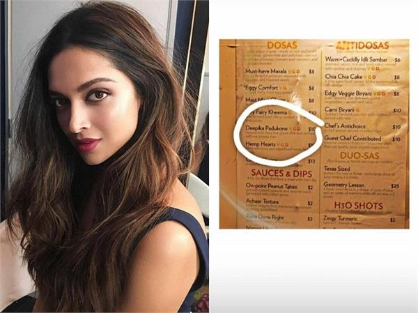 these places are selling deepika padukone thali deepika shared a post