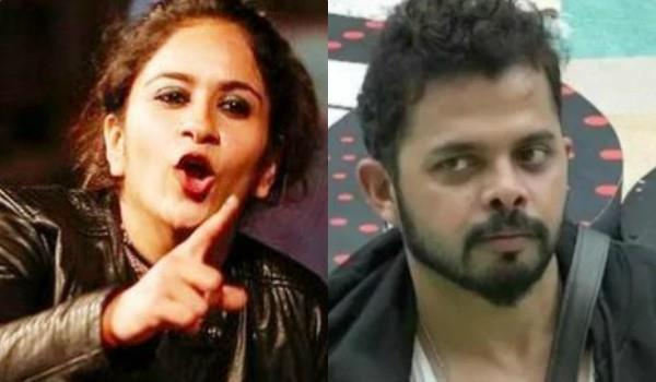 surbhi rana statement about sreesanth after bigg boss 12