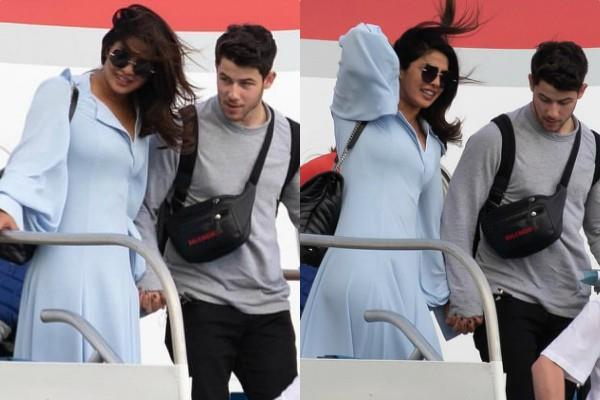 priyanka chopra nick jonas honeymoon in caribbean
