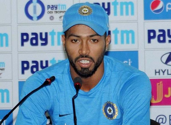hardik pandya gave a reply to bcci notice