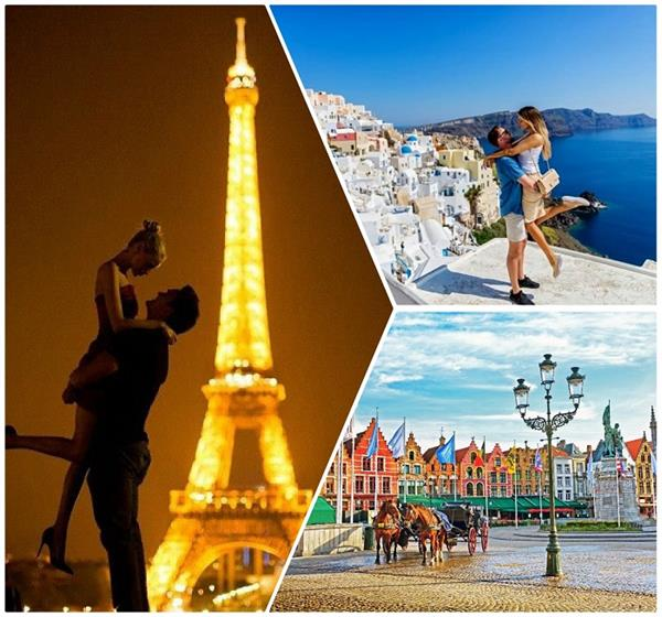world s 10 most romantic cities for couples