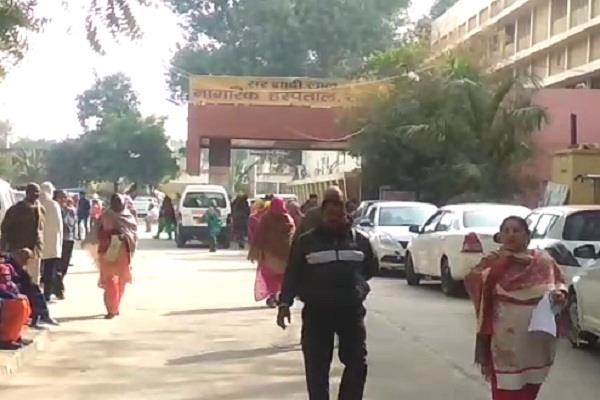 this civil hospital condition of haryana is worse than bad