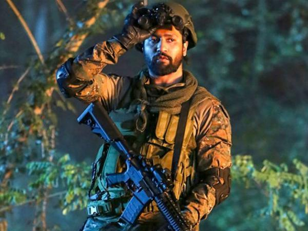 vicky kaushal movie enter in 100 crore club