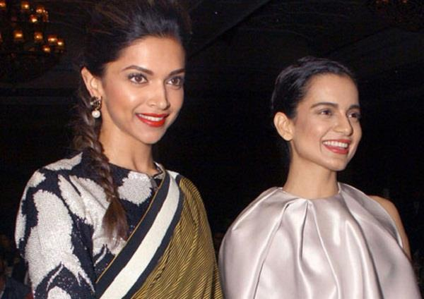 kangana speak about deepika alia anushka