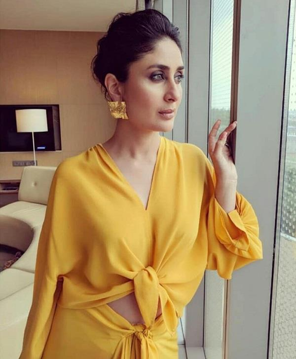 kareena kapoor react the news of contest lok sabha elections