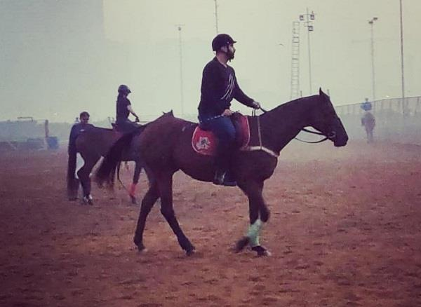arjun kapoor learns horse riding for panipat movie