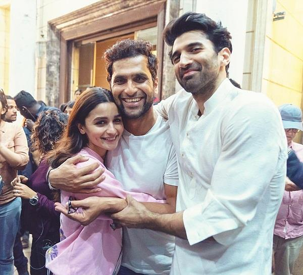 alia bhatt wrap up film kalank shoot