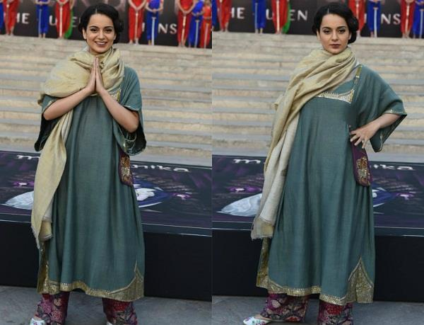 kangana ranaut at song launch