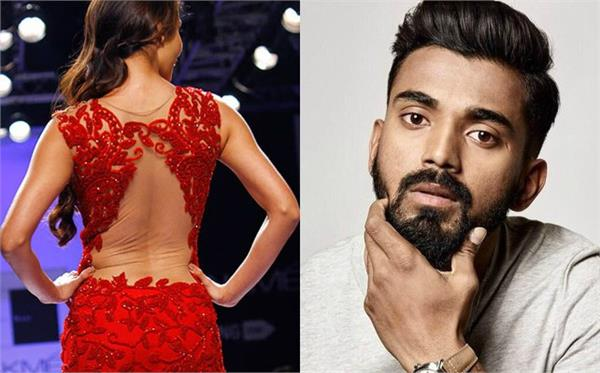 kl rahul reveals his crush name on the koffee with karan show
