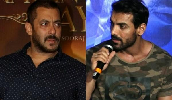 john abraham make fun of salman khan