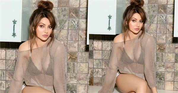 urvashi rautela photoshoot for maxim india magazine