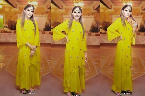 sapna choudhary share her pics