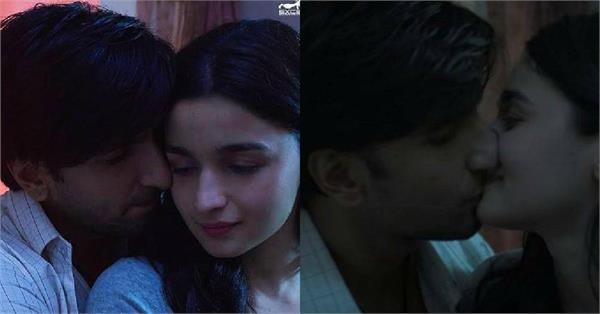 censor board cuts kissing scene of ranveer singh alia bhatt from gully boy