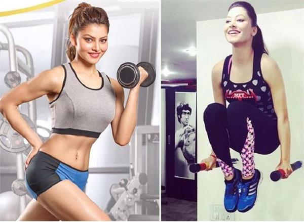 urvashi rautela diet plan and fitness secrets