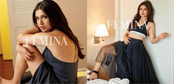 bhumi pednekar photoshoot for femina magazine