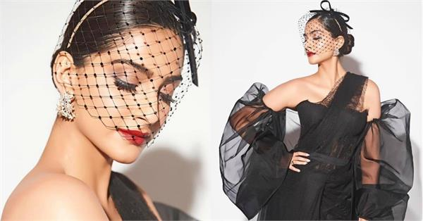 sonam kapoor at filmfare style and glamour awards