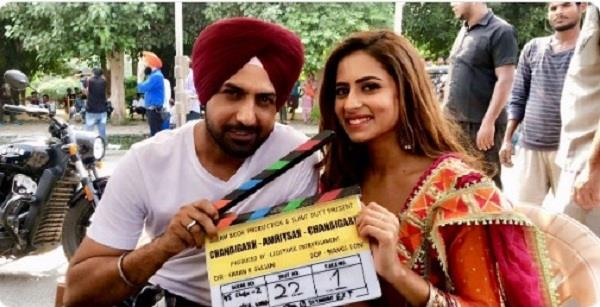gippy grewal sargun mehta movie chandigarh amritsar chandigarh release date out