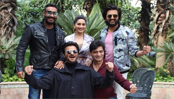 total dhamaal delhi promotion