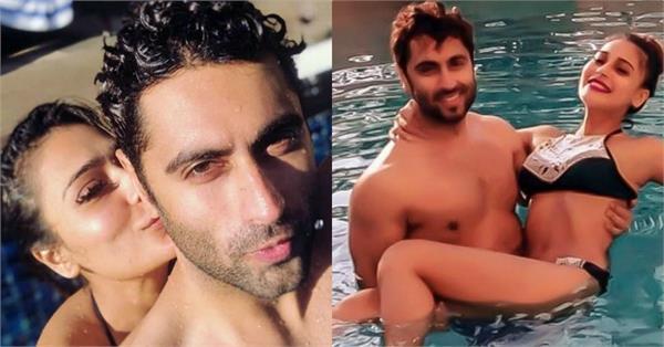 sara khan ankit geras pictures viral