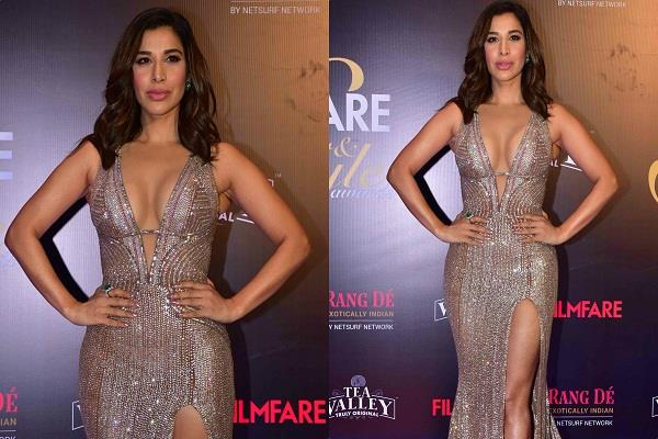 sophie choudry at filmfare glamour and style award