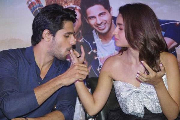siddharth malhotra break silence relation