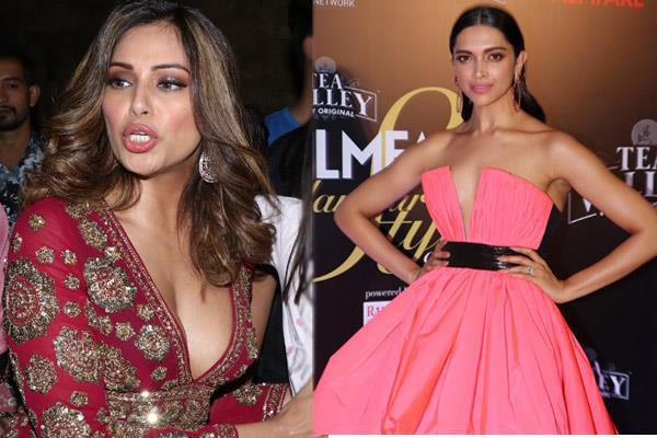 deepika padukone bipasha basu at filmfare style and glamour awards